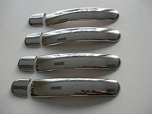 Накладки на ручки нерж Volkswagen Tiguan 2007-2015