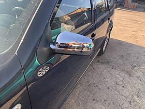 Накладки на зеркала нерж Volkswagen Bora