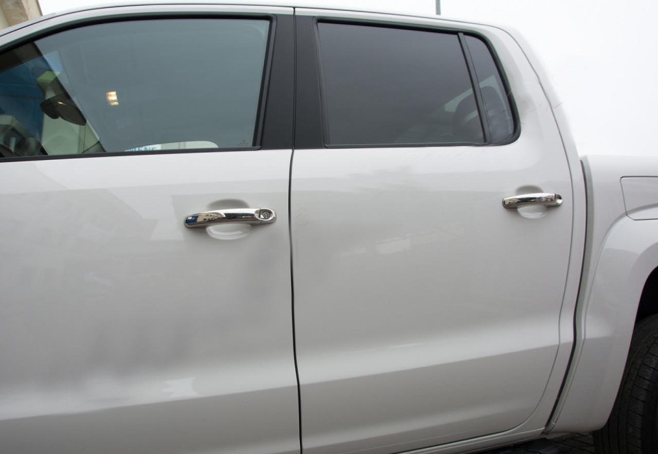 Накладки на ручки нерж Volkswagen Amarok