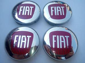 Колпаки в диски FIAT 56 мм