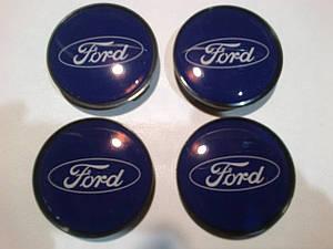 Колпаки в диски FORD 55-59 мм