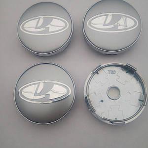 Колпачки в диски Lada 56-60 мм
