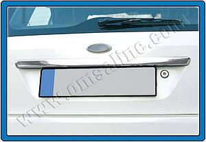 Накладка на багажник FORD Fiesta 2002-2008 г.в.