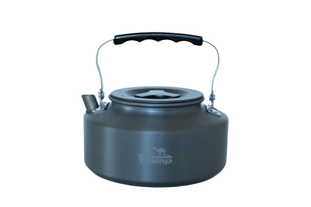 Чайник анодированный алюминий Tramp 1,1 л