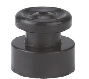 Изолятор в форме кнопки