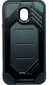 Накладка SA J330 black Motomo