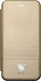 Чехол-книжка SA J330 iMAX Gold