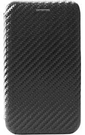 Чехол-книжка SA J330 black Carbon