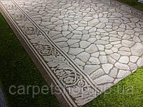 Безворсовая дорожка-рогожка Karat Carpet: 60; 100; 120; 150 см