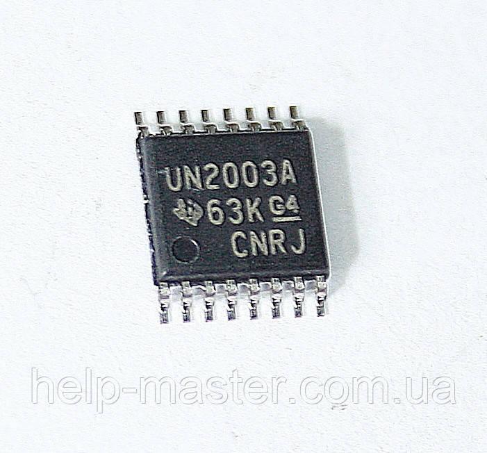 Микросхема UN2003A (TSSOP-16)