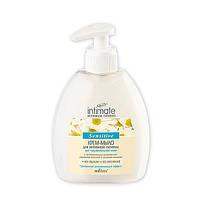 Крем-мыло для интимной гигиены для чувствительной кожи