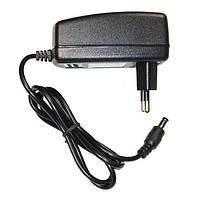 Блок питания негерметичный адаптер 24Вт 12В пластиковый корпус, фото 1