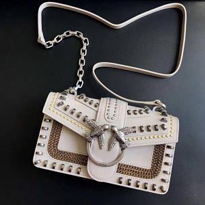 Женская сумка Pinko Love Bag AAA Copy
