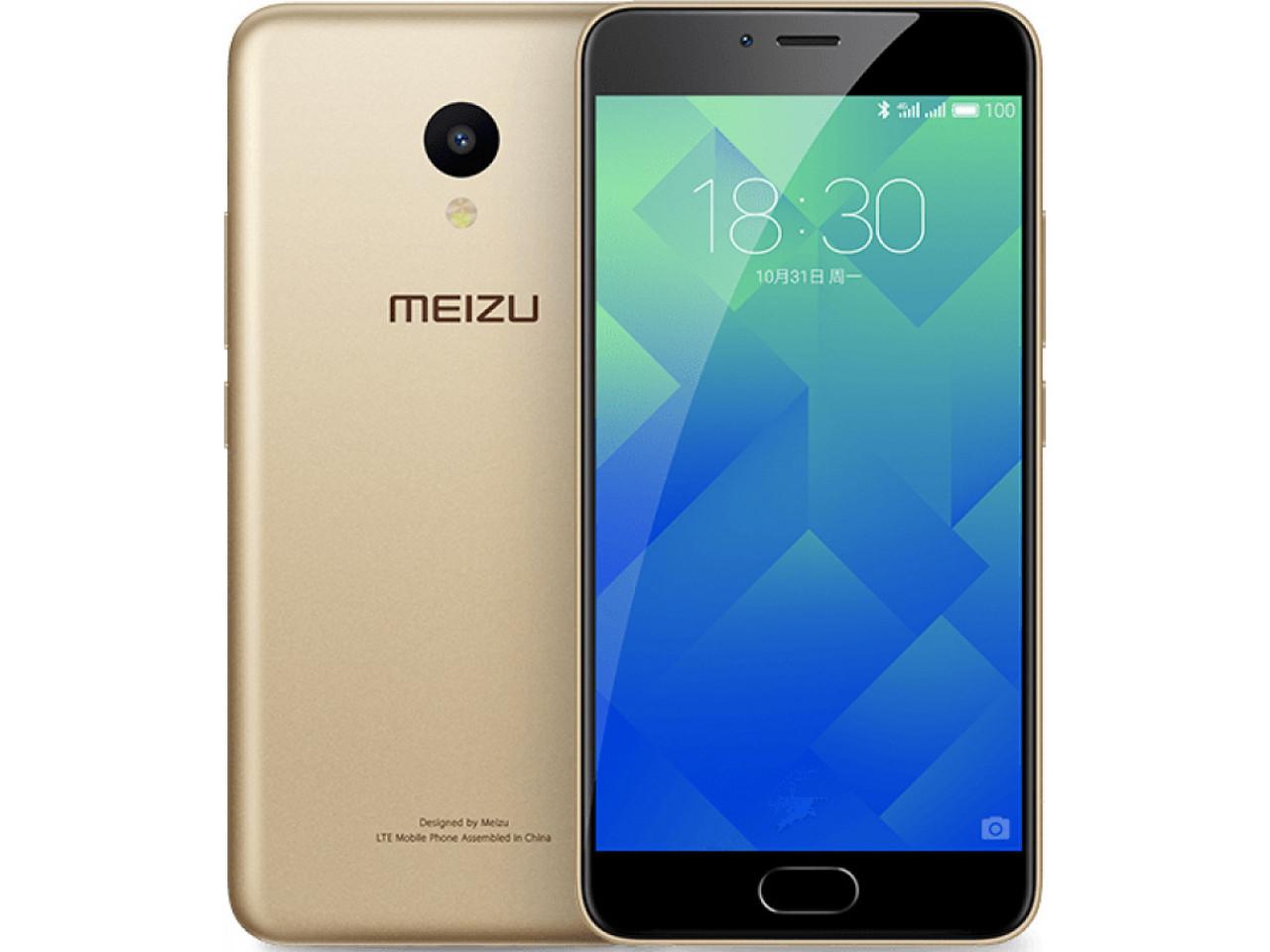 Смартфон Meizu M5 2/16Gb Gold Stock A-