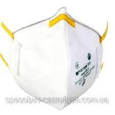 Респиратор маска Росток 2П FFP2 без клапана
