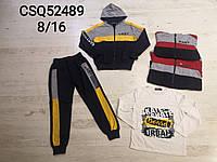 Спортивный костюм 3 в 1 для мальчика, Mr.David, 10 лет,  № CSQ-52489