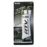 Герметик-прокладка силиконовый термостойкий Alteco черный 85 г