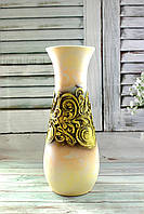 Напольная ваза Винзель золото h 60 см