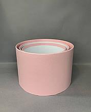 Средняя низкая б/к (Св.розовый перламутр )