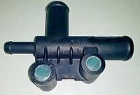 LANOS ЛАНОС Тройник системы охлаждения (сплав) Ланос, нексия GM Корея 96352644
