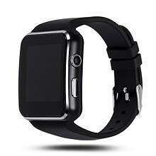 Смарт-годинник Smart Watch Х6 Black Original