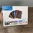 Охолоджуюча підставка для ноутбука N191 з підсвічуванням охолоджувач вентилятором USB, фото 4