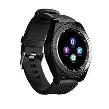 Розумні наручні смарт годинник Smart Watch Z3 Black