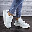 Кроссовки женские кожаные белые Beast 2106 (36 размер), фото 6