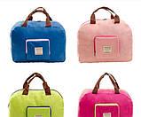 Спортивная, городская сумка-трансформер. Розовая, фото 6