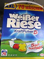 Стиральный порошок Weiber Riese Kraft Pulver 5, 70 стирок (4,9 кг)
