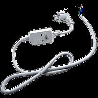 Кабель для подключения бойлера с УЗО защитный 16А / 30mA / 250В / длина=120см для бойлеров (Италия)