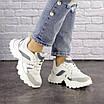Женские белые кроссовки Dexter 1546 (36 размер), фото 2