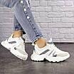 Женские белые кроссовки Dexter 1546 (36 размер), фото 5
