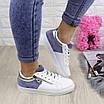 Женские белые кроссовки Lagger 1202 (39 размер), фото 3