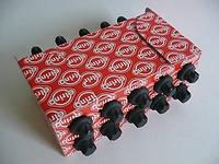 Болт головки блока цилиндров Матиз /Болт (94580081, GM - Южная Корея) КОМПЛЕКТ 5 штук