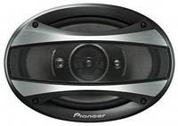 Автоколонки Pioneer TS-6926, акустические динамики колонки, колонки в автомобиль Pioneer