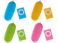 Виброяйцо 10 функций Vibratig Egg Беспроводной пульт MP3 оргазм Гарантирован!