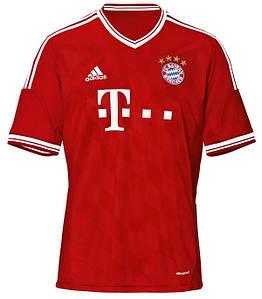 Футбольна форма Баварія (Bayern Munich), домашня/червона сезон 20/21