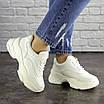Женские белые кроссовки Vixen 1683 (37 размер), фото 5