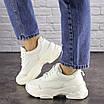 Женские белые кроссовки Vixen 1683 (37 размер), фото 7