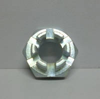 Гайка ступицы задней MATIZ II /SPARK /Гайка корончатая (96380565, GM - Южная Корея)