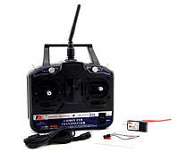 Аппаратура управления 6-канальная FlySky FS-CT6B 2.4GHz с приёмником R6B