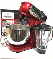 Кухонный комбайн Crownberg CB-3404 Food Processor 2200W