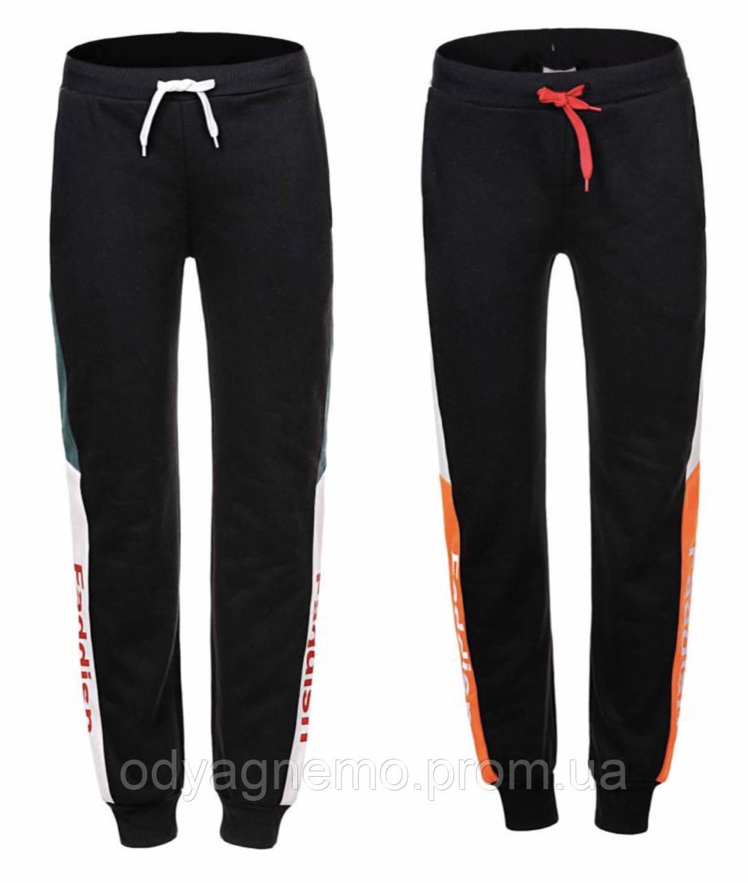 Спортивні штани з начосом для хлопчиків Glo-Story оптом,110-160 pp Артикул: BRT9332