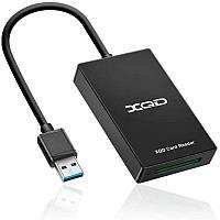 XQD картрідер – перехідник для карт пам'яті фото-відео камер, фото 1
