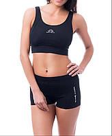 Шорты спортивные короткие женские для занятий фитнесом ( йога. пилатес )