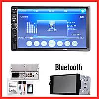 Автомагнитола 2din 7018G GPS Android Авто магнитола Автозвук с Bluetooth AUX USB FM AVI SD дисплей сенсор 7''