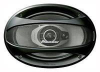 Автомобильная акустика колонки Pioneer 6963, акустические динамики колонки, колонки в автомобиль Pioneer