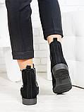 Женские Ботинки Челси бусы замша 6702-28, фото 3