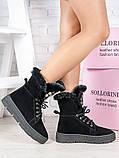 Женские Ботинки замшевые Фиона 6783-28, фото 2